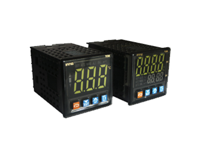 White Display PID Temperature Controllers
