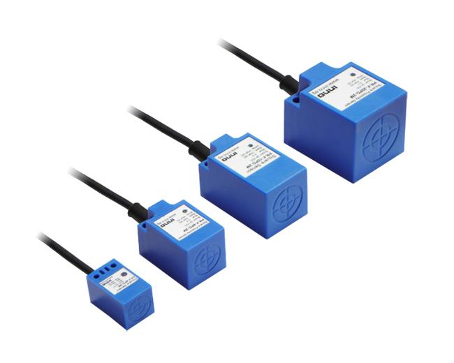 Square Proximity Sensors